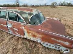 1954 Packard Partician Straight Eight Sedan