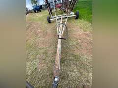 52' Martens Hydraulic/Mechanical Folding Harrow Attachment