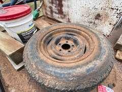 "59 1/2"" x 13'- 1"" All Steel Utility Trailer w/ Assisted Rear Gate & Aux. Fuel tank w/ Pump & Gas Powered Air Compressor"