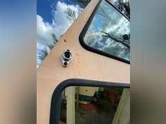 1981 Case 1270 Diesel 2wd Tractor w/ Front Blade Attachment
