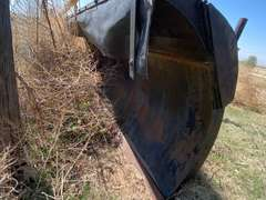 1975 Ford F-600 15' Dump Bed w/ Harsh Hoist & 10' Snow Plow