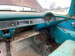 1956 Chevrolet Belair 4 Door Sedan