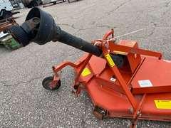 "60"" 3PT Buhler Farm King Finish Mower Attachment"