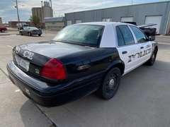 2011 Ford Crown Victoria Police Interceptor (Unit #25)