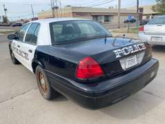 2011 Ford Crown Victoria Police Interceptor (Unit #15)