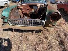 1956 Chevrolet 210 2 Door Coupe