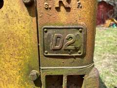 Caterpillar D2 Dozer