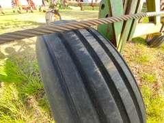 48' Crust-buster Attachment w/ Hydraulic Lifting