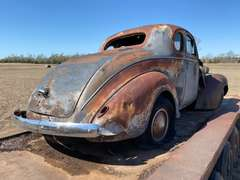 1938-1939 Plymouth P8 Business Coupe