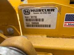 Hustler Super 104 ZTR Mower