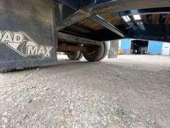 "2015 Load-Max 97"" x 26'- 3"" + 5'- 6"" Dovetail Tandem Dual Axle Gooseneck Trailer (Unit #485)"