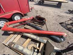 """Westernfield 6"""" Hydraulic/Electric Grain Fill Auger"""