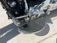 2004 Harley Davidson Springer Softail Motorcycle (FXSTSI) with Side Car