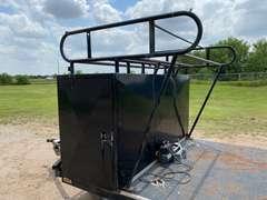 Challenger Custom Series Car Hauler w/ Racer Storage Box & Tire Rack