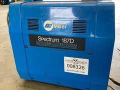 Miller Spectrum 187D DC Plasma Cutting System