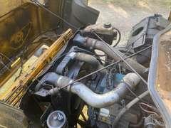 1999 International Navistar 4900 6x4 Dump Truck