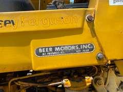 Massey Ferguson 20 Turf Tractor