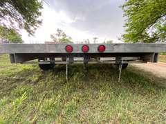 8' x 12' Tandem Axle ATV/Snowmobile Trailer