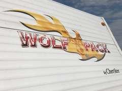 2006 Wolf Pack Toy Hauler Camper