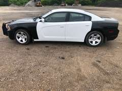 2011 Dodge Charger Police Edition
