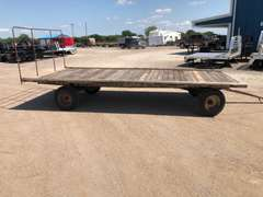 """Hay Trailer - Approx. 96"""" x 204"""""""