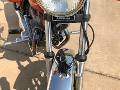 1980 Kawasaki 440 LTD Motorcycle