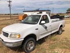 1997 Ford F-150 Truck
