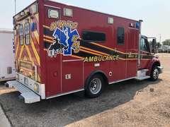 2007 Freightliner M2 106 Ambulance