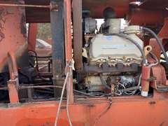 1970 Huber Machinery Motor Grader