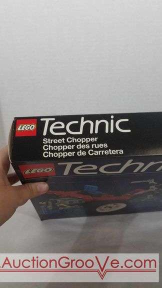 Lego Technic. Street Chopper. Number 8857. 1993, 94 new in box.