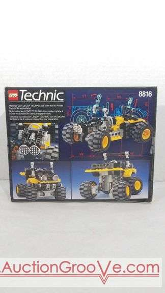 Lego Technic off-road Rambler number 8816. New in box. 1994