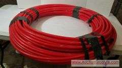 Northern Radiant Floor tubing with oxygen barrier, made in USA.