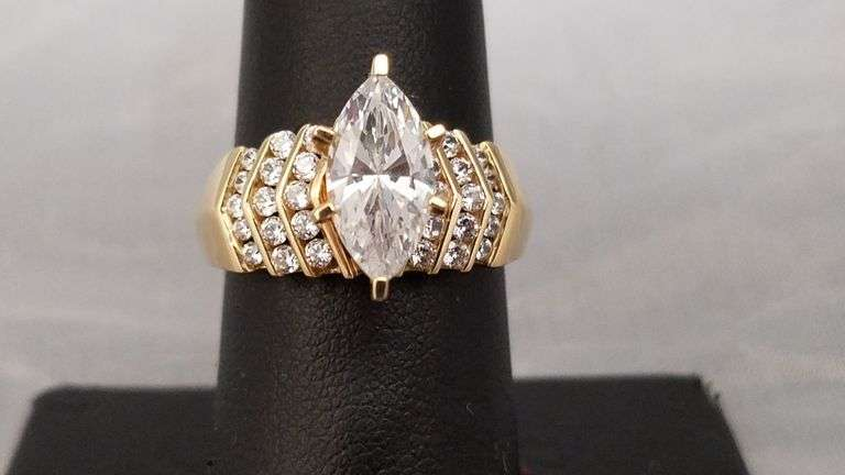 AUCTION ENDED Jewelry Jubilee  ~ Online Only Estate Jewelry