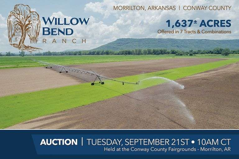 Willow Bend Ranch Auction