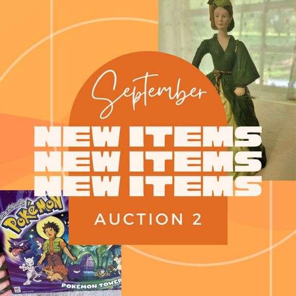 September Auction 2