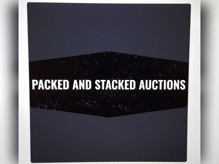 PACKED AND STACKED AUCTIONS IS PROUD TO PRESENT AN AUCTION OF GENERAL MERCHANDISE , I7 ROOMBA, ICE MAKERS, TOOLS, BREAKERS, VACCUMS AND, MUCH MUCH MORE