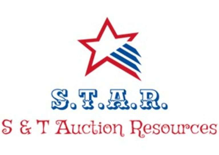 STAR AUCTIONS RESOURCES PRESENTS R&D WAREHOUSE HALLOWEEN AUCTION
