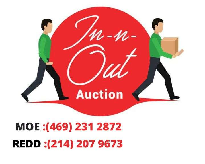 IN N OUT AUCTION