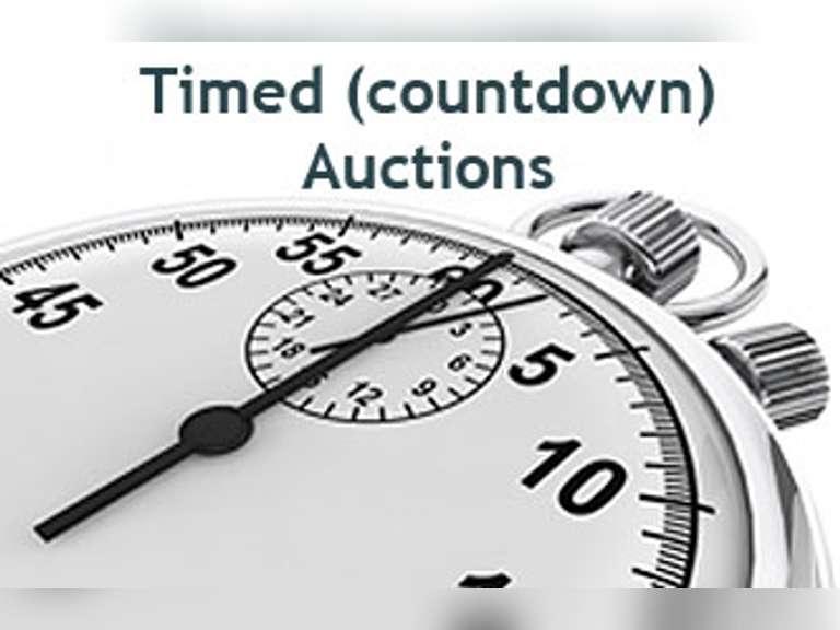 ONLINE TIMED AUCTION - SHEET METAL - BEGINS CLOSING APRIL 29 AT 9AM