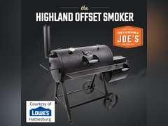 OKLAHOMA JOE'S HIGHLAND OFFSET SMOKER
