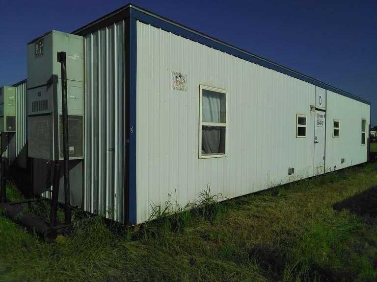2012 AMERI-TECH SKID MOUNTED LIVING QUARTERS SN: 21-100245