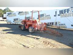 1984 DITCH WITCH 4010DD TRENCHER SN: 410266