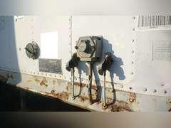 """1993 DORSEY TRAILERS AIDT-LS 53'X102"""" VAN TRAILER"""