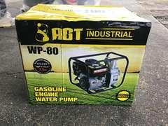 (UNUSED) AGT INDUSTRIAL WP-80 PUMP