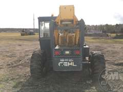 2013 GEHL RS634 TELESCOPIC FORKLIFT SN: RS634JE1122008