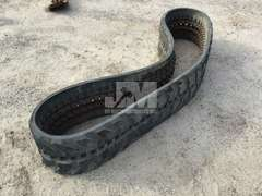 """QTY OF (1) 13.5"""" RUBBER TRACK"""