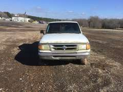1996 FORD RANGER VIN: 1FTCR14A6TTA11244 MID SIZE PICKUP