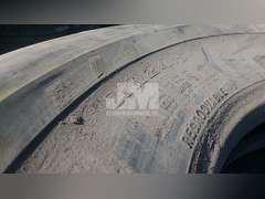 QTY OF (5) MISC 11R24.5 TIRES, (2) W/ WHEELS