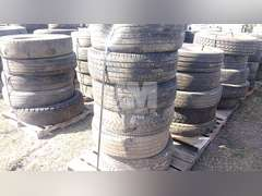 QTY OF (6) MISC 275/60R20 TIRES