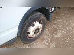 2012 MITSUBISHI FUSO FEC72S VIN: JL6BNG1A9CK004221 REGULAR CAB FLATBED